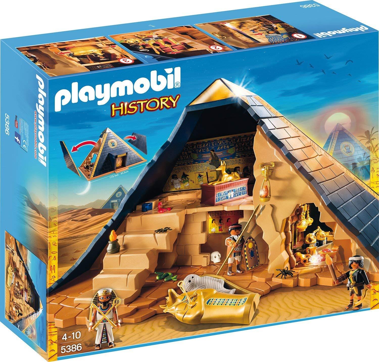 playmobil pyramide 5386
