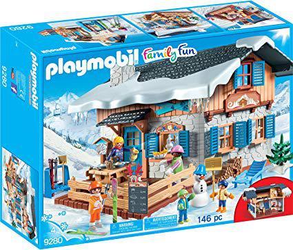 playmobil ski