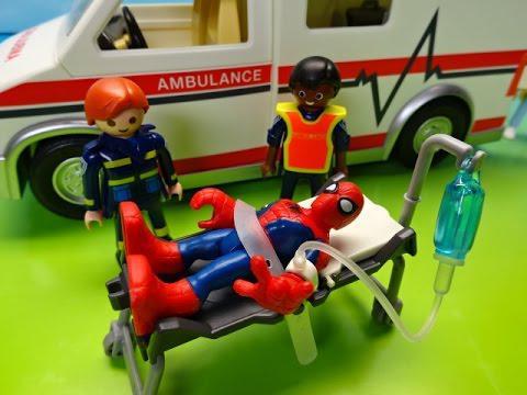 playmobil spiderman