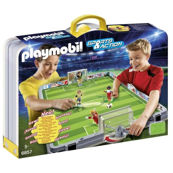 playmobil sport et action