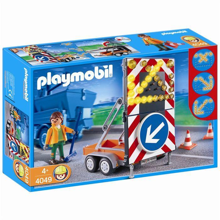 playmobil travaux public