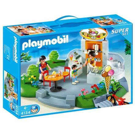 playmobil vendeur