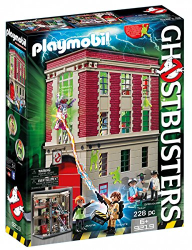 playmobile ghostbuster