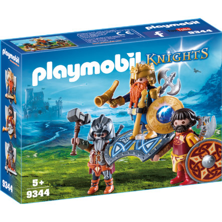 playmobile knights