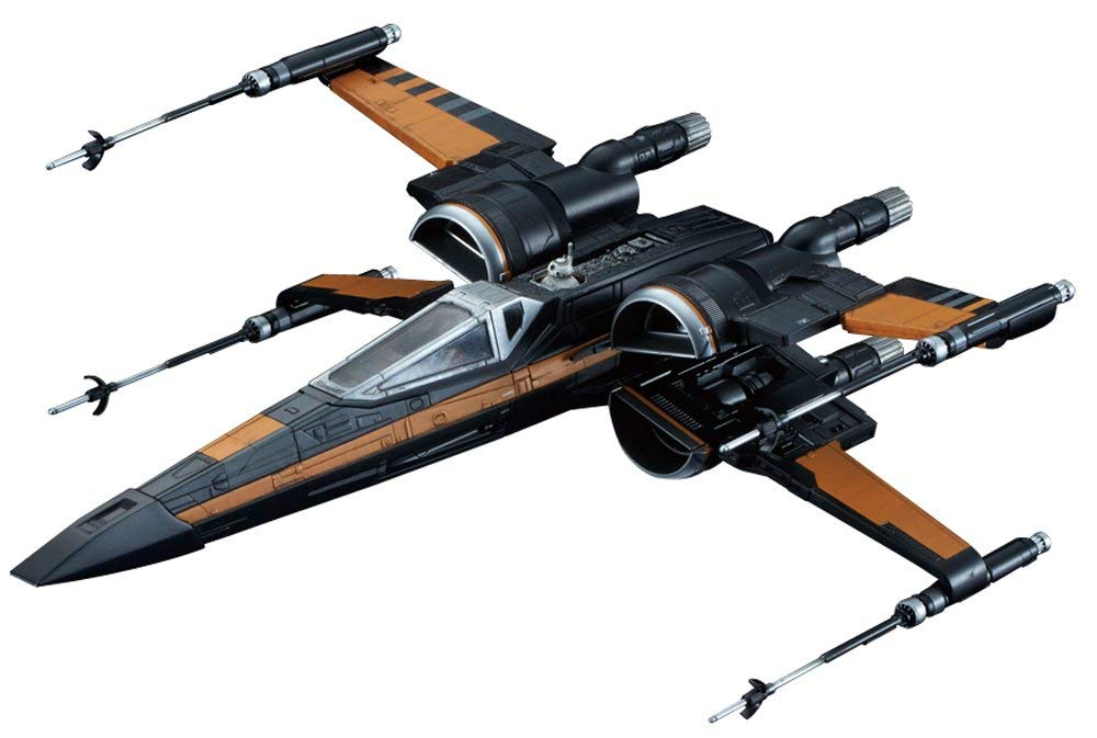 poe's x wing fighter