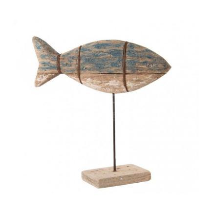 poisson en bois