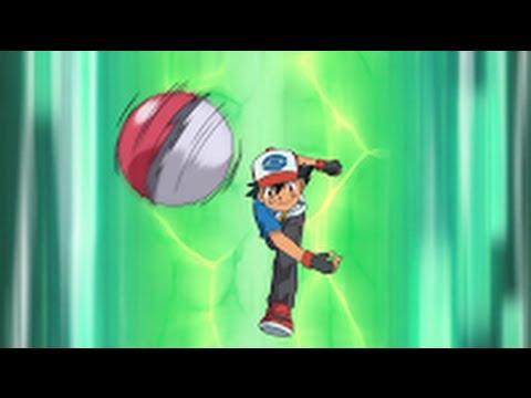 pokeball throw