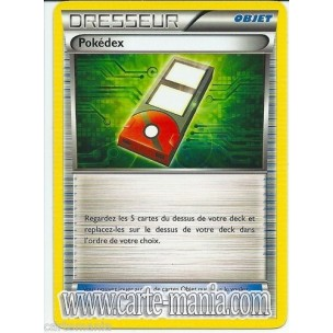 pokedex carte