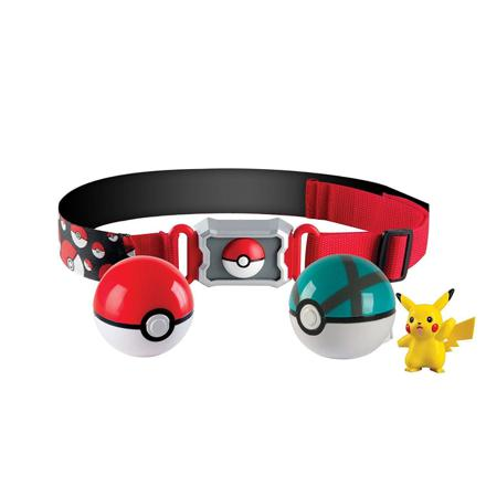 pokemon ceinture pokeball