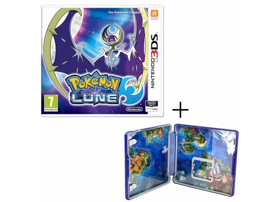 pokemon lune occasion