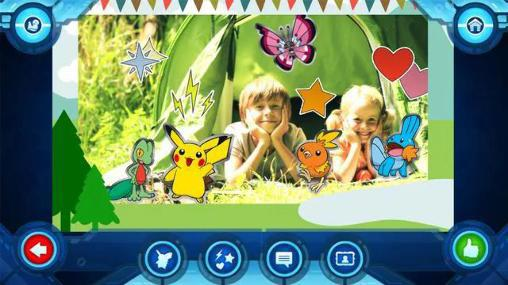 pokemon tablette