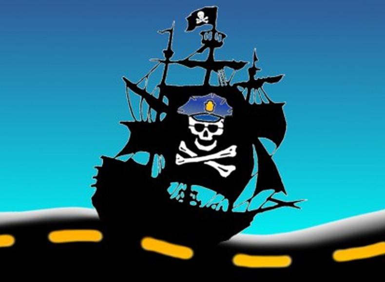 police pirate
