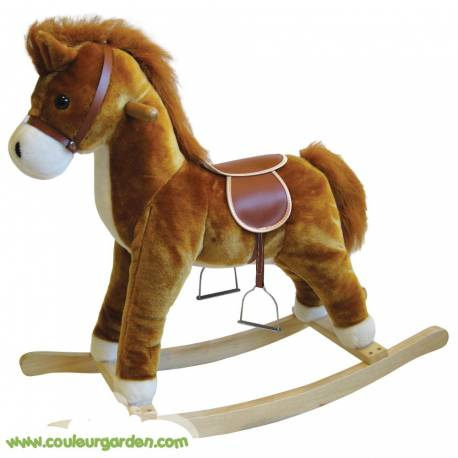 poney bascule