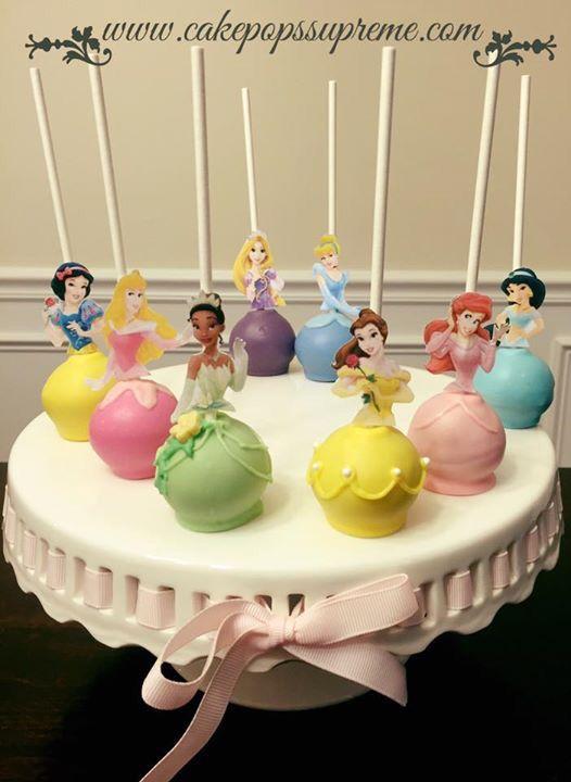 pop cake princesse