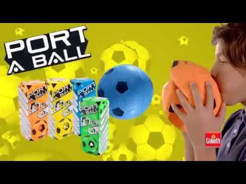 port a ball