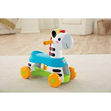 porteur zebre fisher price