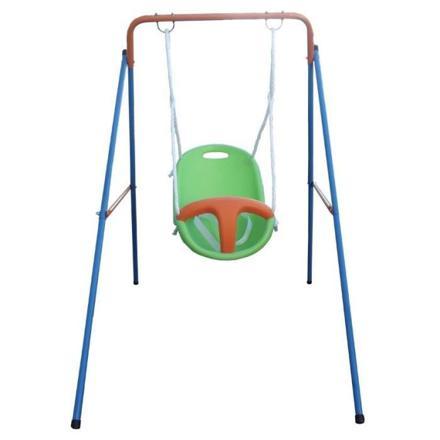 portique bébé balançoire
