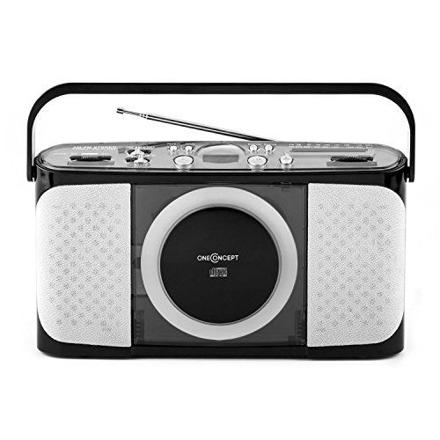 poste radio cd portable