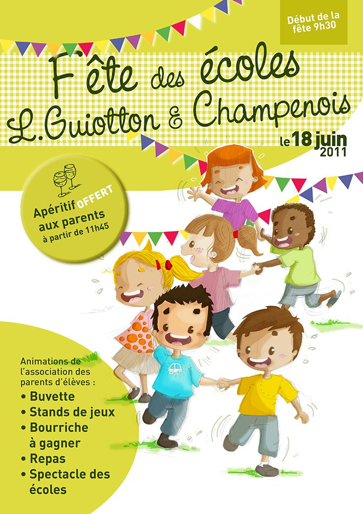 poster ecole