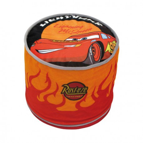 pouf cars