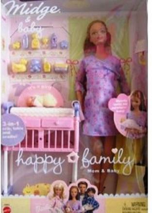 poupee barbie enceinte