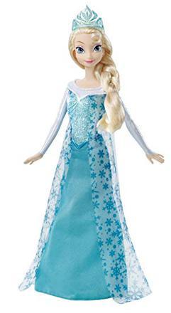 poupee princesse des neiges