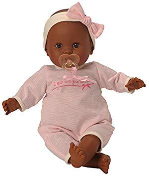 poupon bebe noir