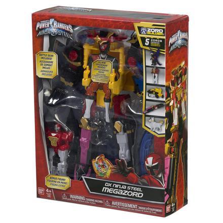 power ranger ninja steel jouet