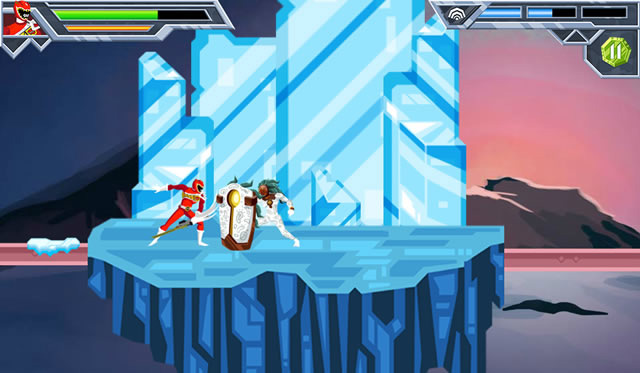 power rangers dino charge jeux