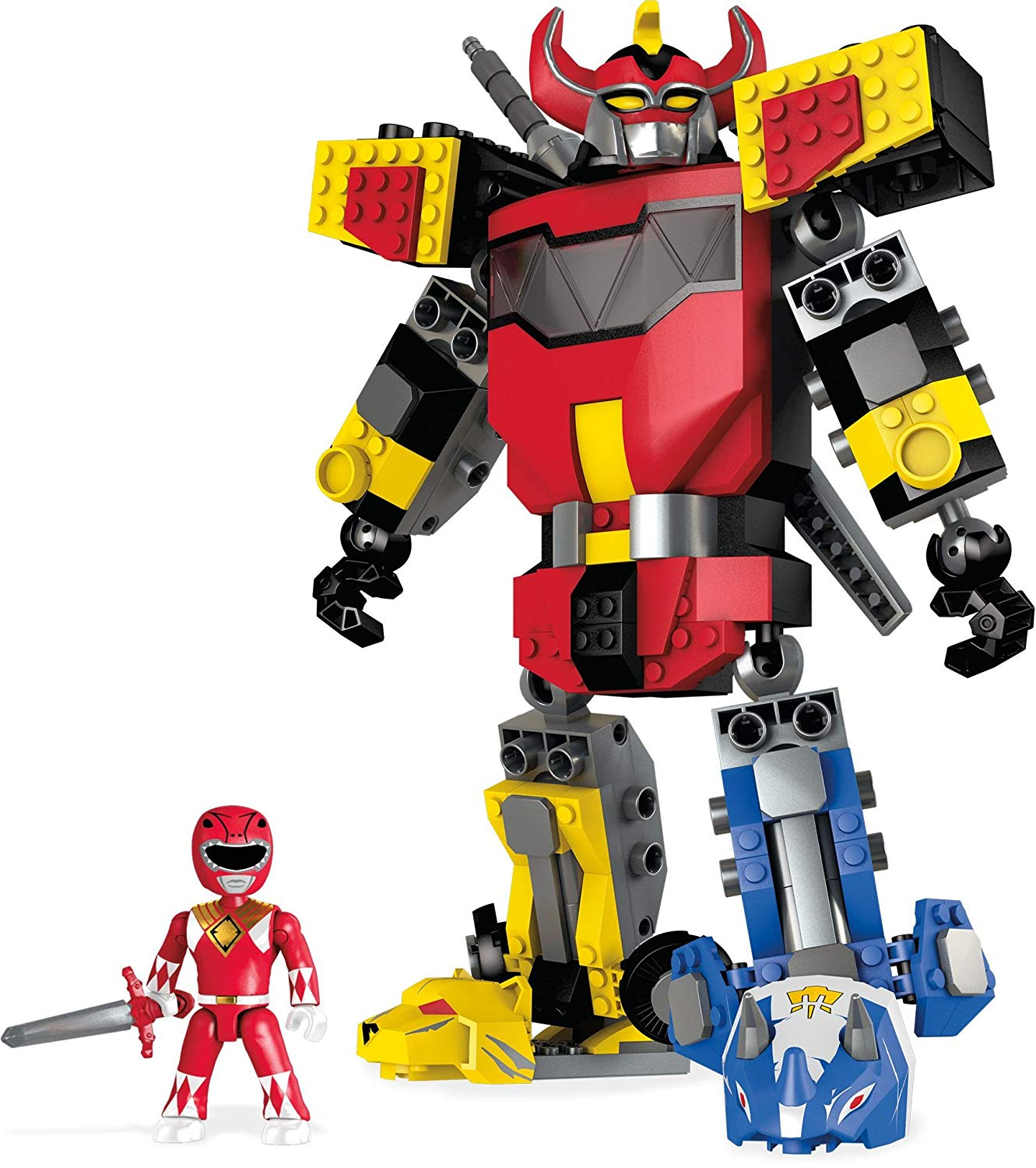 power rangers megazord