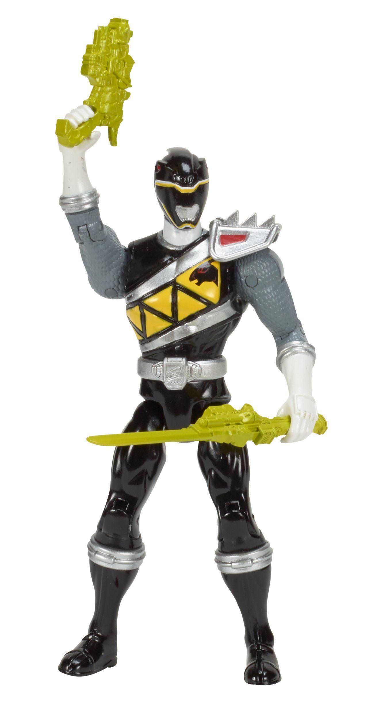 power rangers noir