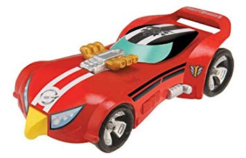 power rangers voiture