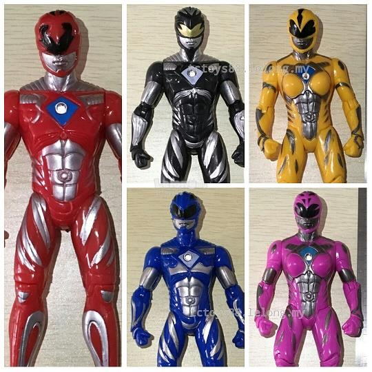 powers rangers figurine