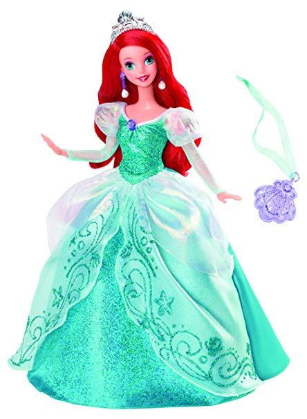 princess ariel barbie