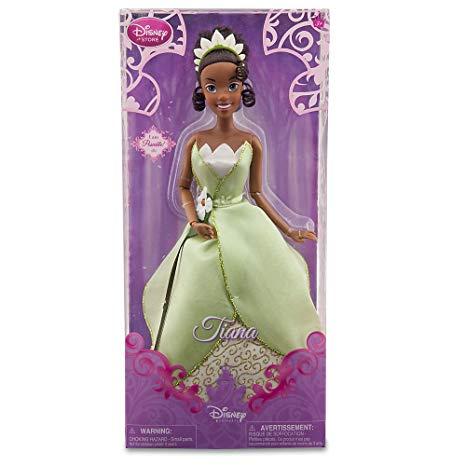 princess tiana barbie