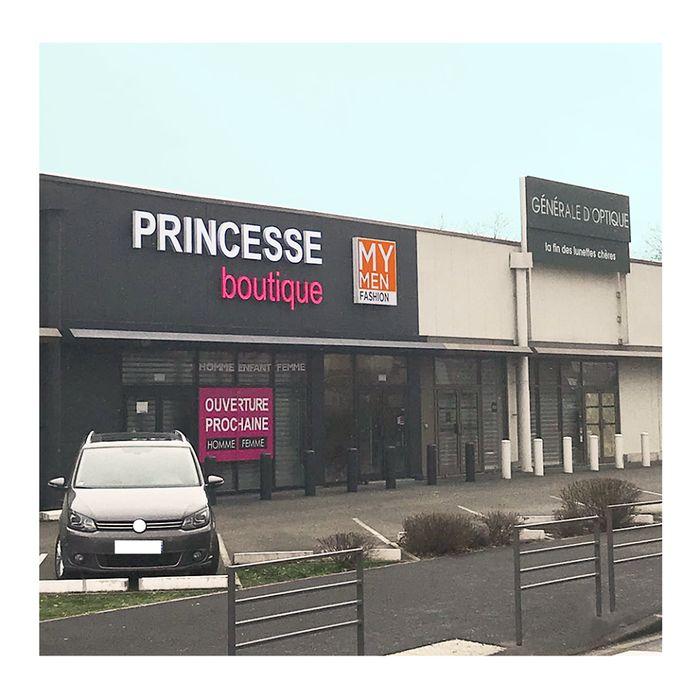 princesse boutique aubiere