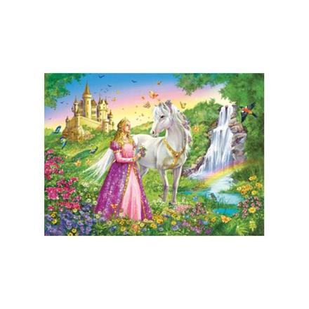 princesse cheval