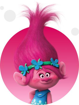 princesse poppy trolls