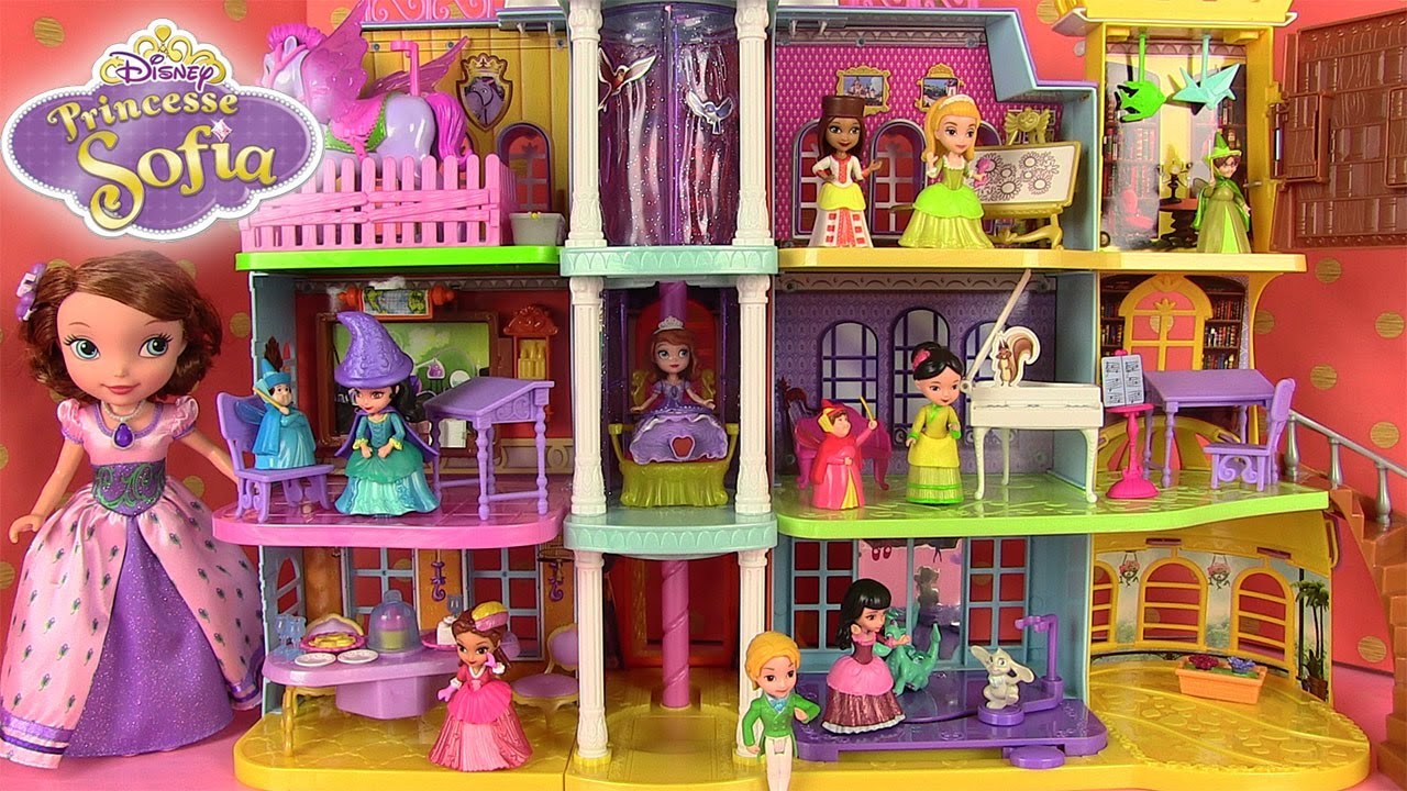 princesse sofia jouet