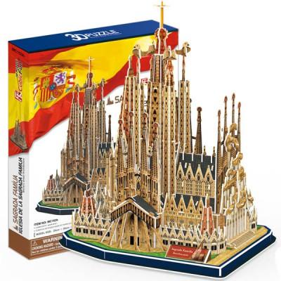 puzzle 3d monument