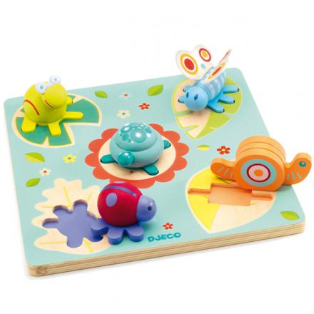puzzle bebe 12 mois