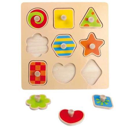 puzzle bois bébé