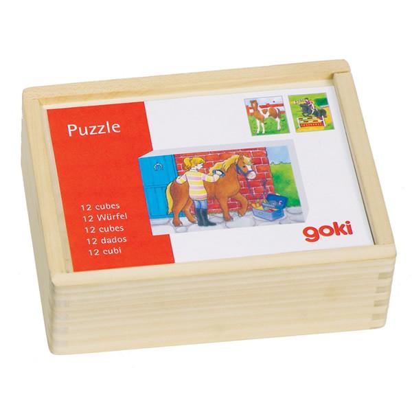 puzzle cube bois