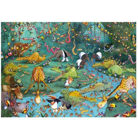 puzzle d art en bois