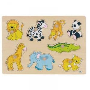 puzzle en bois pour bébé