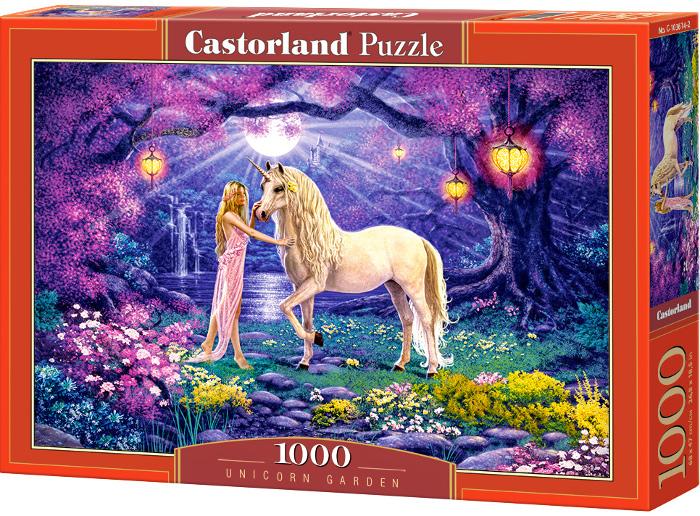 puzzle licorne