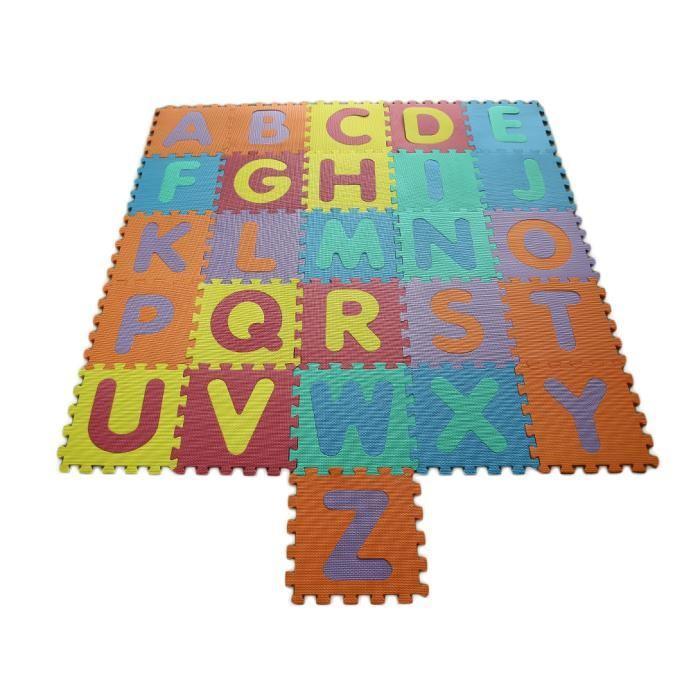 puzzle mousse sol bébé
