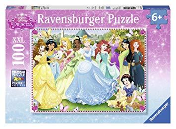 puzzle princesse disney