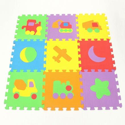 puzzle tapis de sol