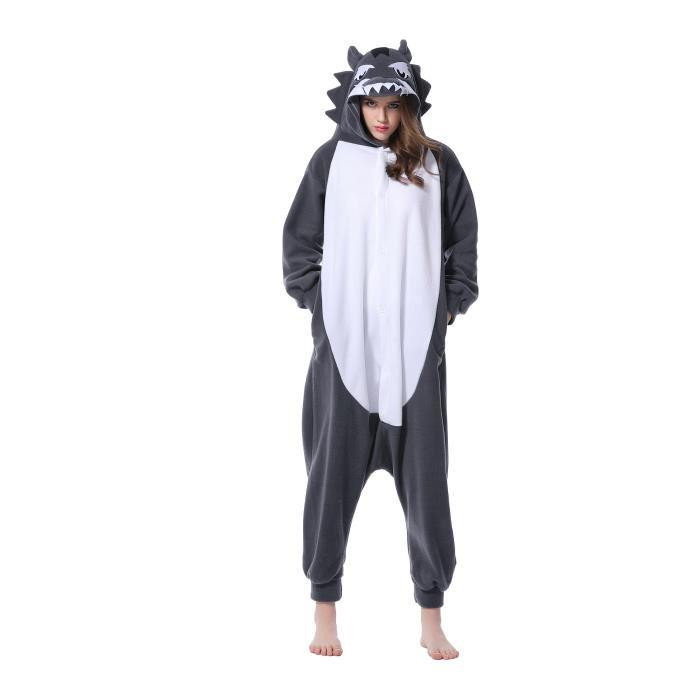 pyjama loup